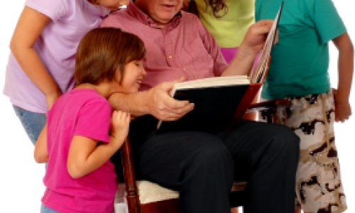 The Treasure Chest: Creating a Family Memory Book